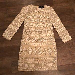 Needle & Thread Embroidered Dress